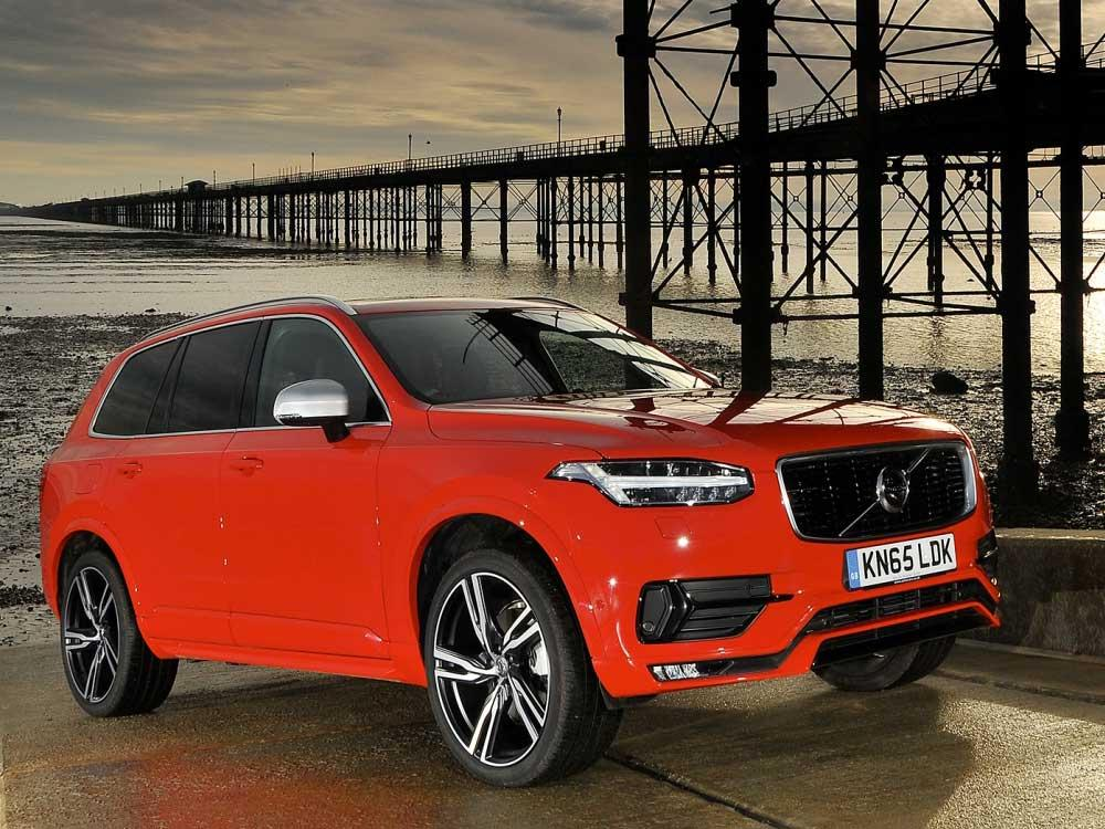 7 reasons to buy a Volvo XC90