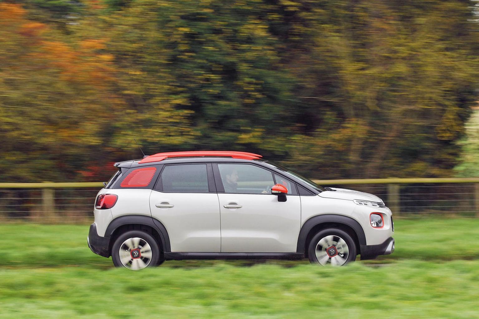 Citroën C3 Aircross vs Kia Stonic vs Seat Arona