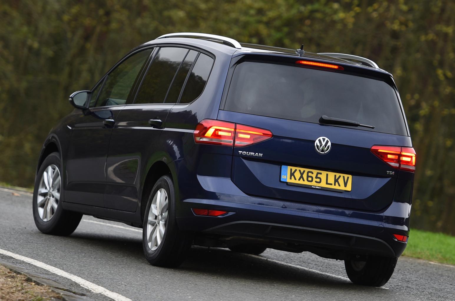 Volkswagen Touran vs Citroen Grand C4 Picasso vs Ford S-Max