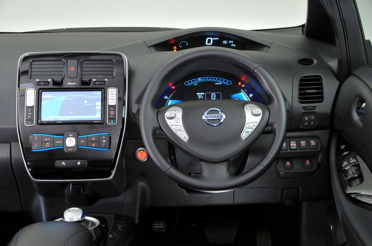 Nissan Leaf reviewed on video