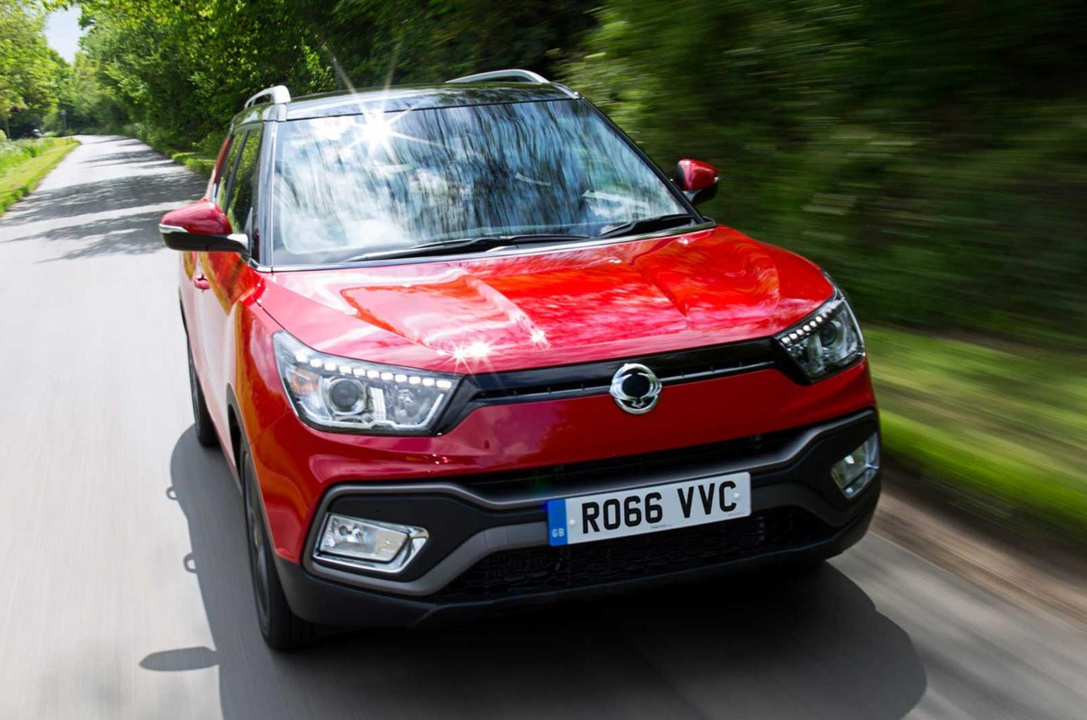 New SsangYong Tivoli XLV on sale for £18,250