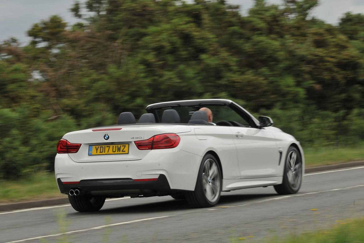 Audi A5 Cabriolet vs BMW 4 Series Convertible