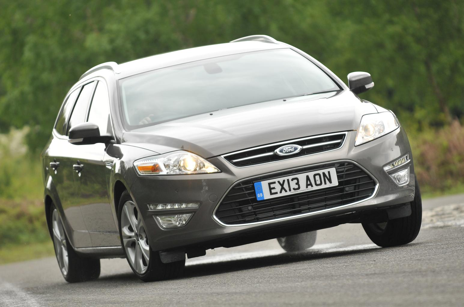 Best used estate cars for less than £5000