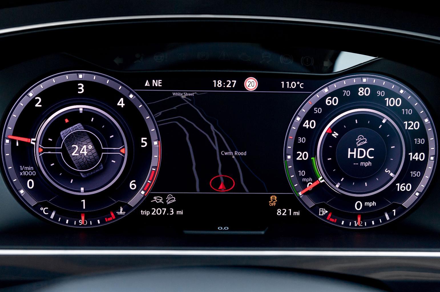 2016 Volkswagen Tiguan R-Line 2.0 TDI 150