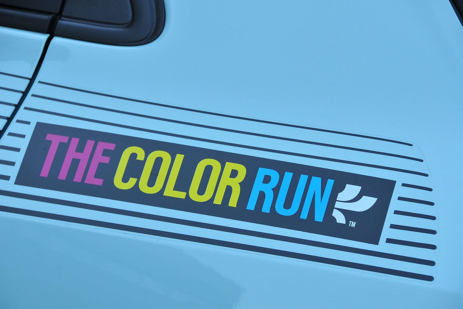 2016 Renault Twingo 1.0 70 The Colour Run review