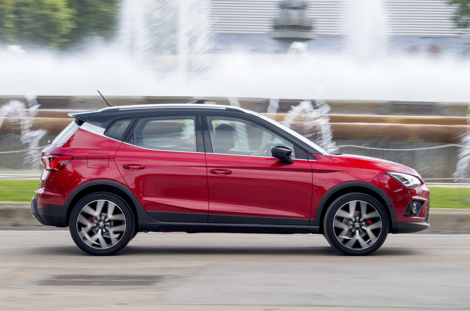 Seat Arona vs Seat Ateca – which SUV is best?