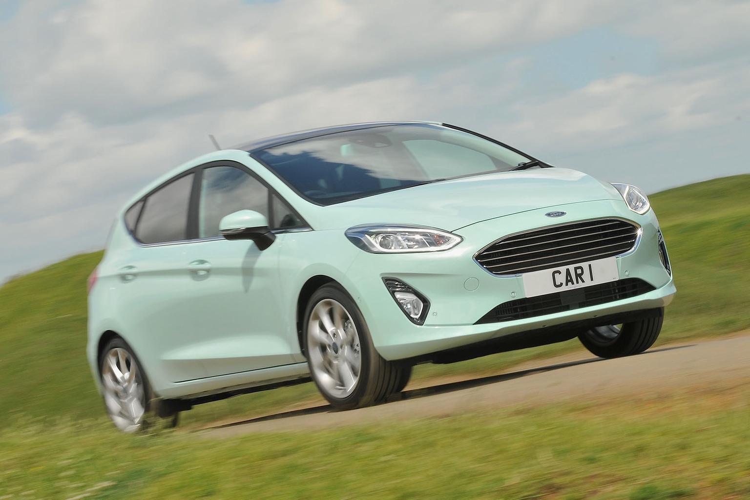 New Ford Fiesta & Seat Ibiza vs Skoda Fabia