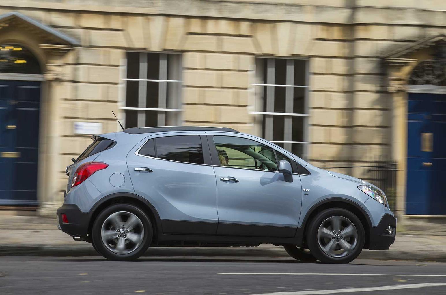 Used car of the week: Vauxhall Mokka