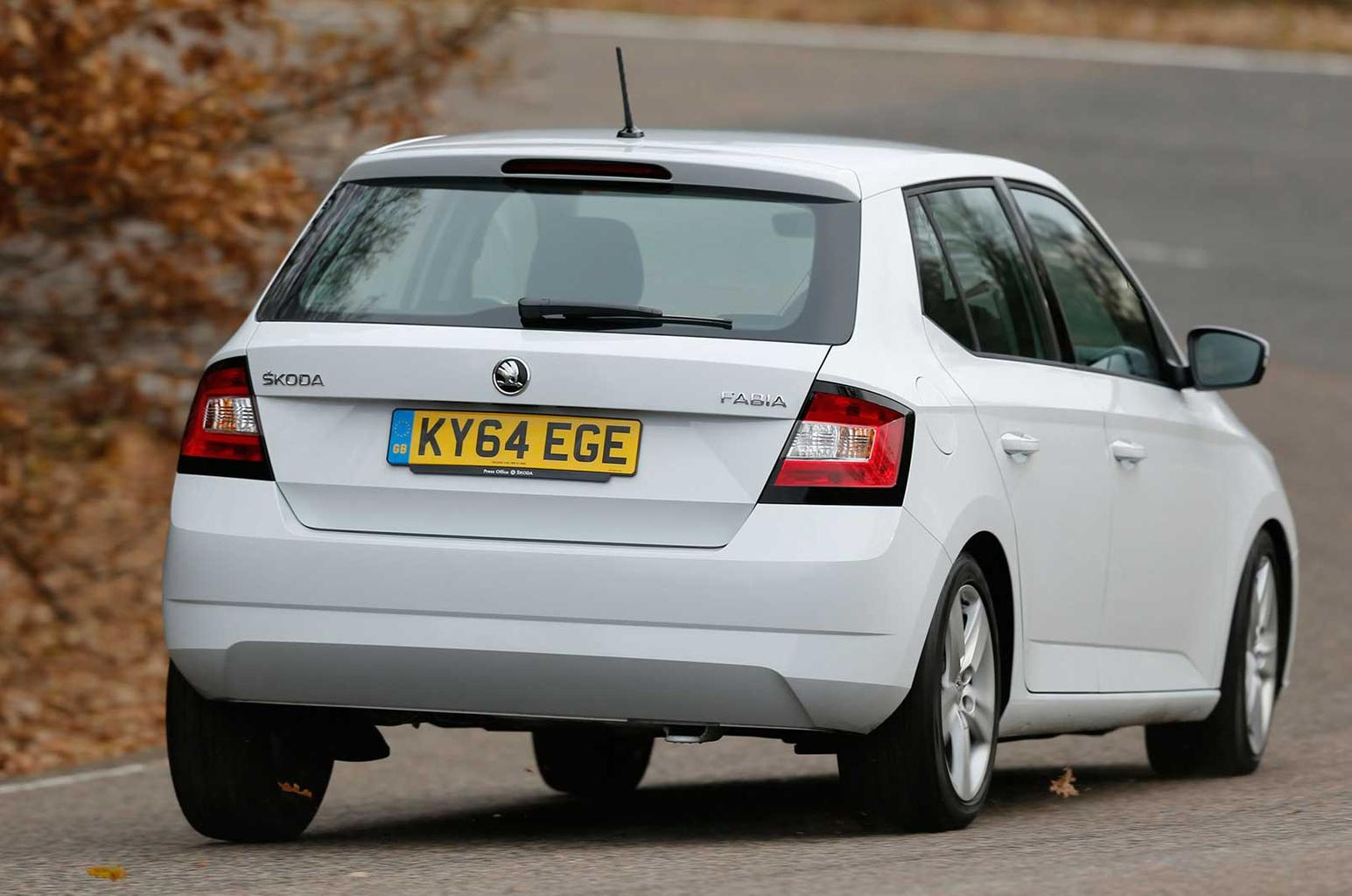New car deal of the day: Skoda Fabia