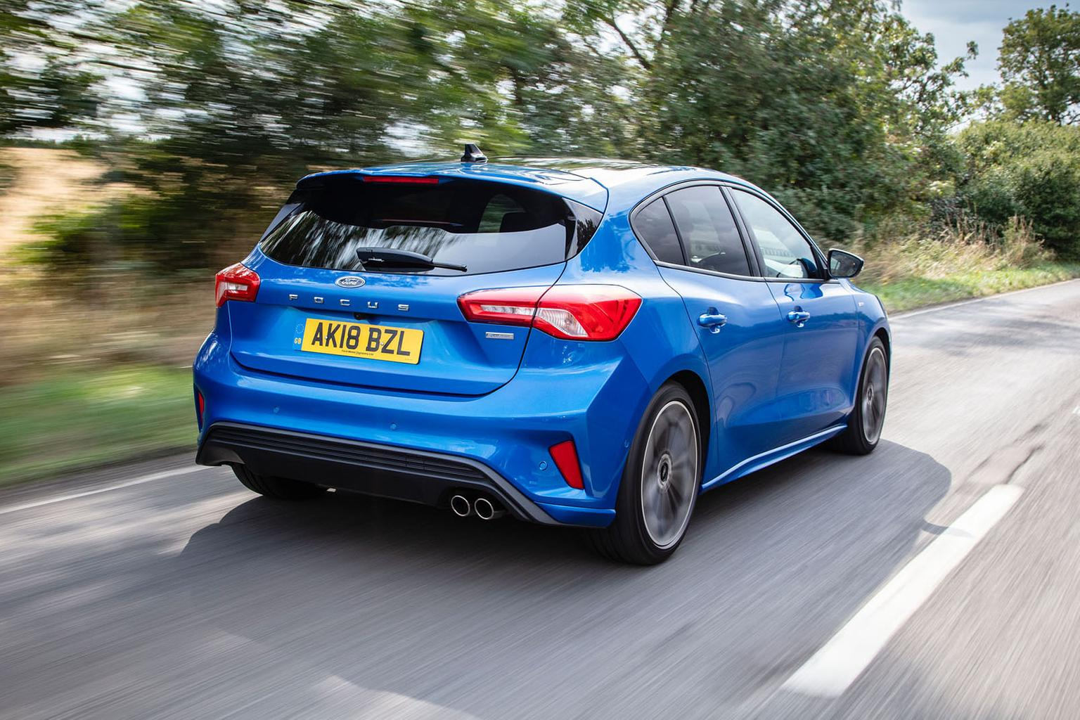 2018 Ford Focus 1.5 TDCI EcoBlue review - price, specs and release date
