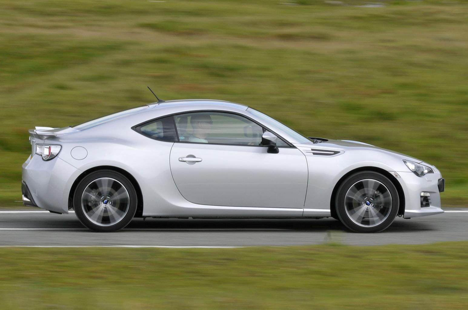 Used test – sporty coupes: Audi TT vs Renault Sport Megane vs Subaru BRZ vs Toyota GT86