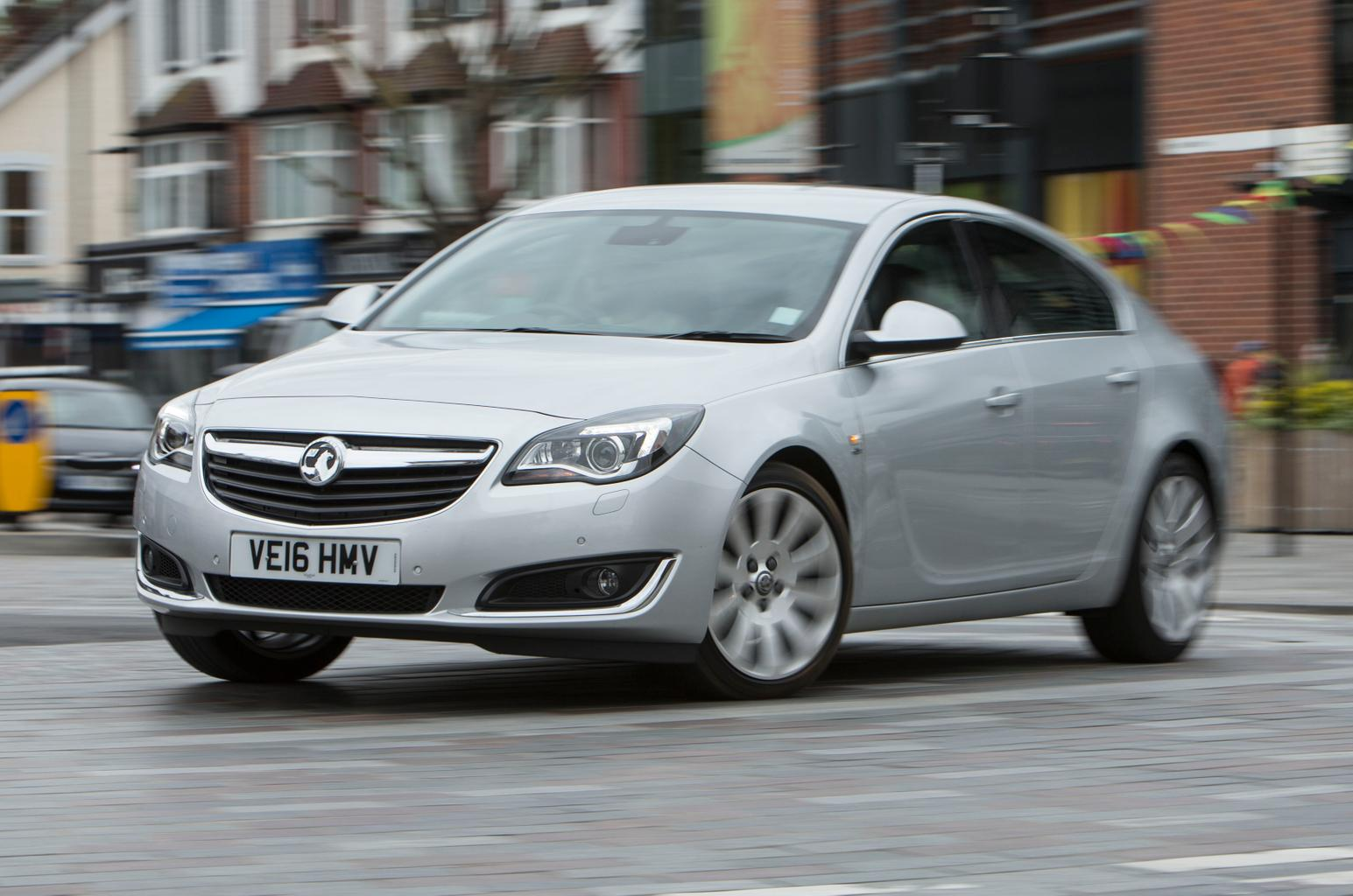 Used Vauxhall Insignia 08-17 long-term review
