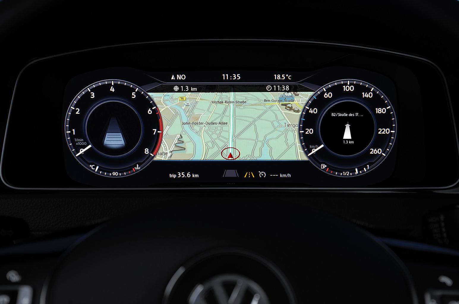 How to spec a Volkswagen Golf