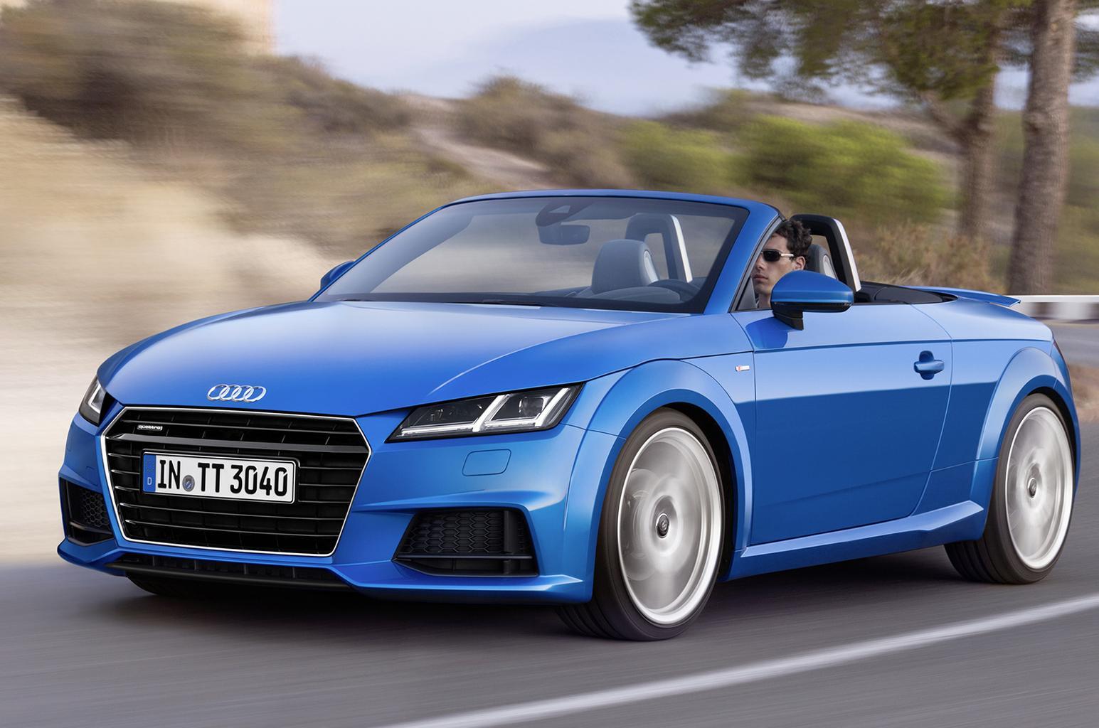 How to spec an Audi TT