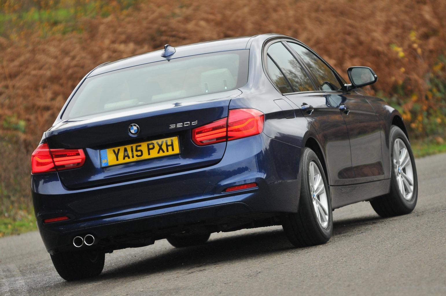 Audi A4 vs BMW 3 Series vs Jaguar XE