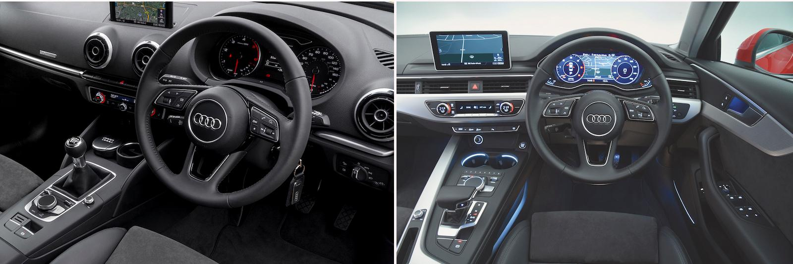 New Audi A3 vs used Audi A4: which is best?