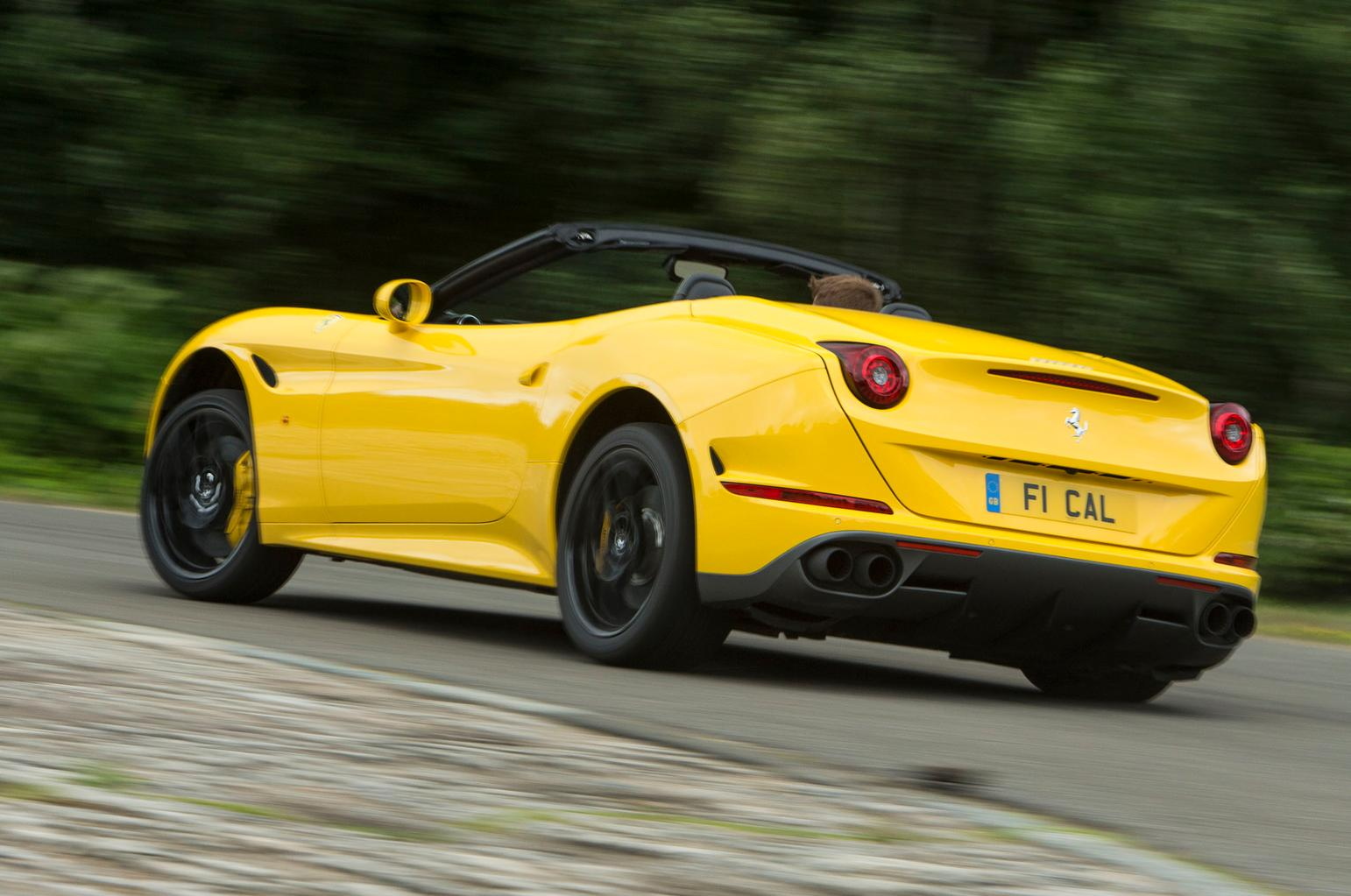 2016 Ferrari California T Handling Speciale review