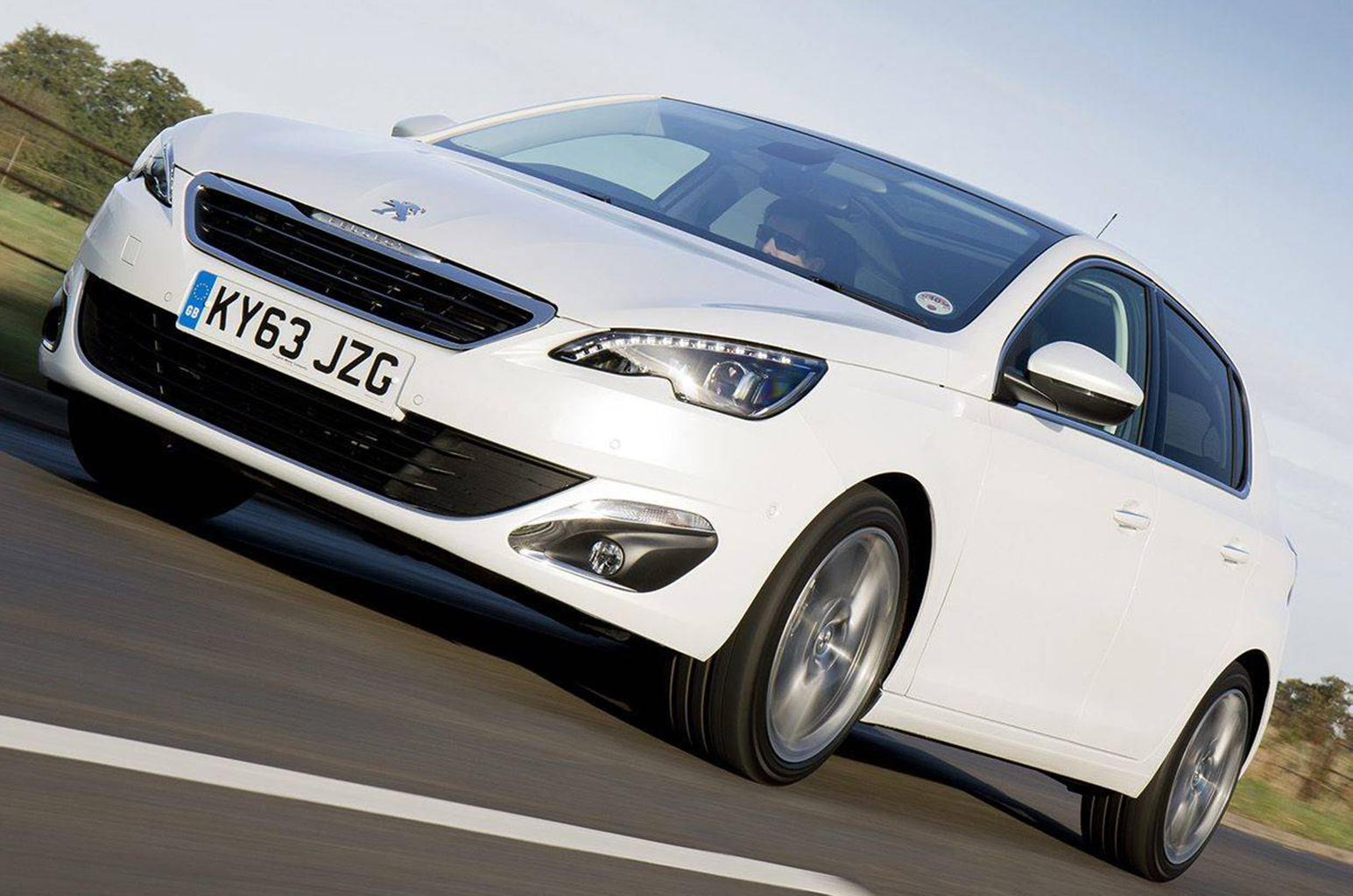 Real-world MPG: most economical family cars