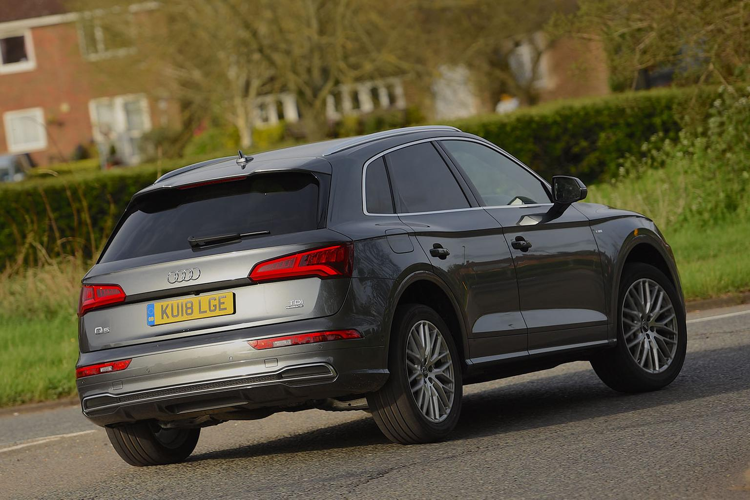 2018 Audi Q5 3.0 TDI review  - price, specs and release date