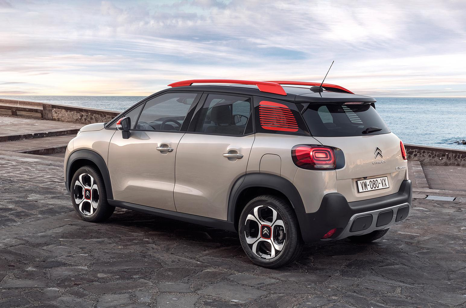 New Citroen C3 Aircross to go on sale in early 2018