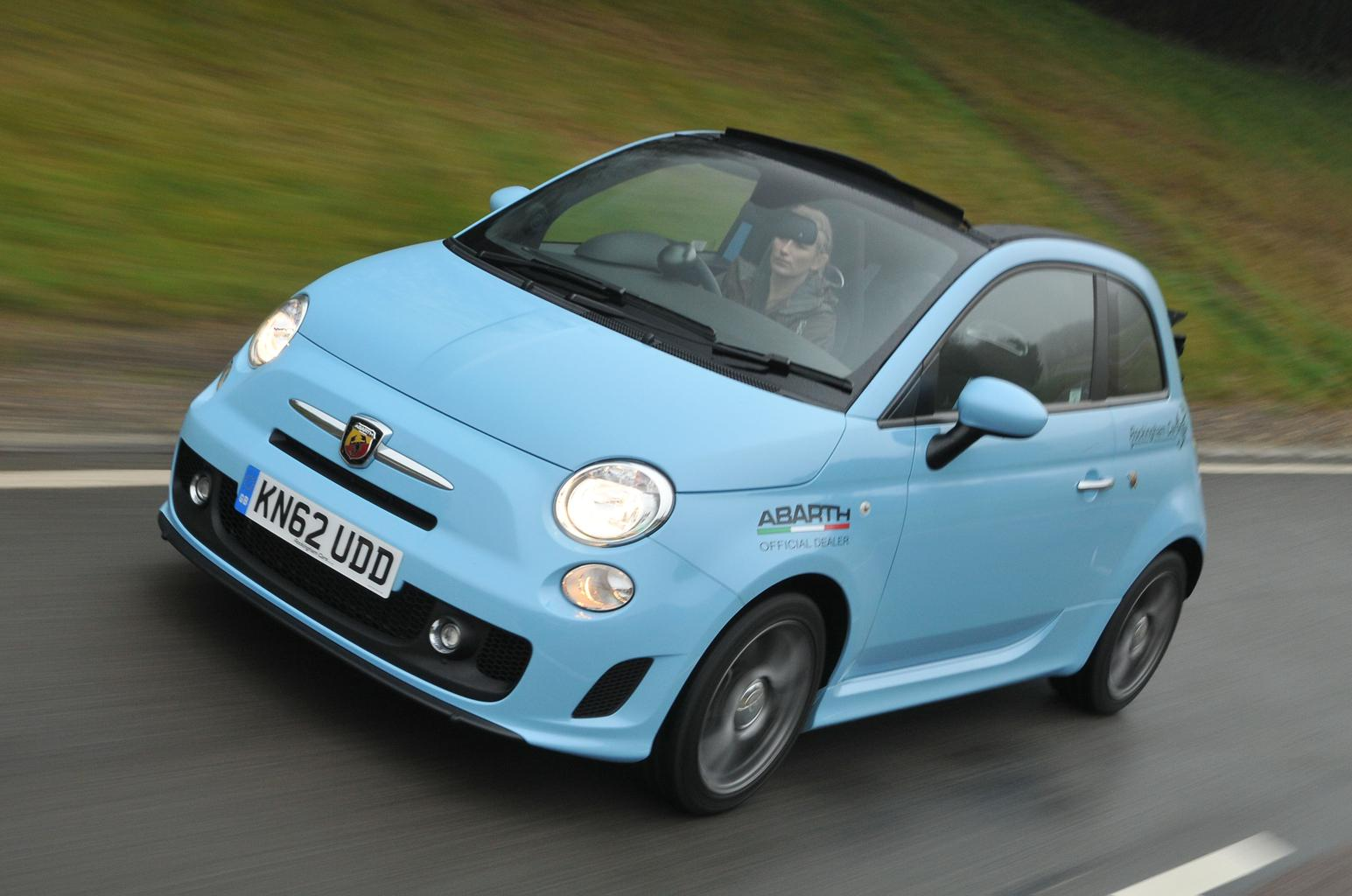 Used test – chic convertibles: Citroen DS3 Cabrio vs Fiat 500C