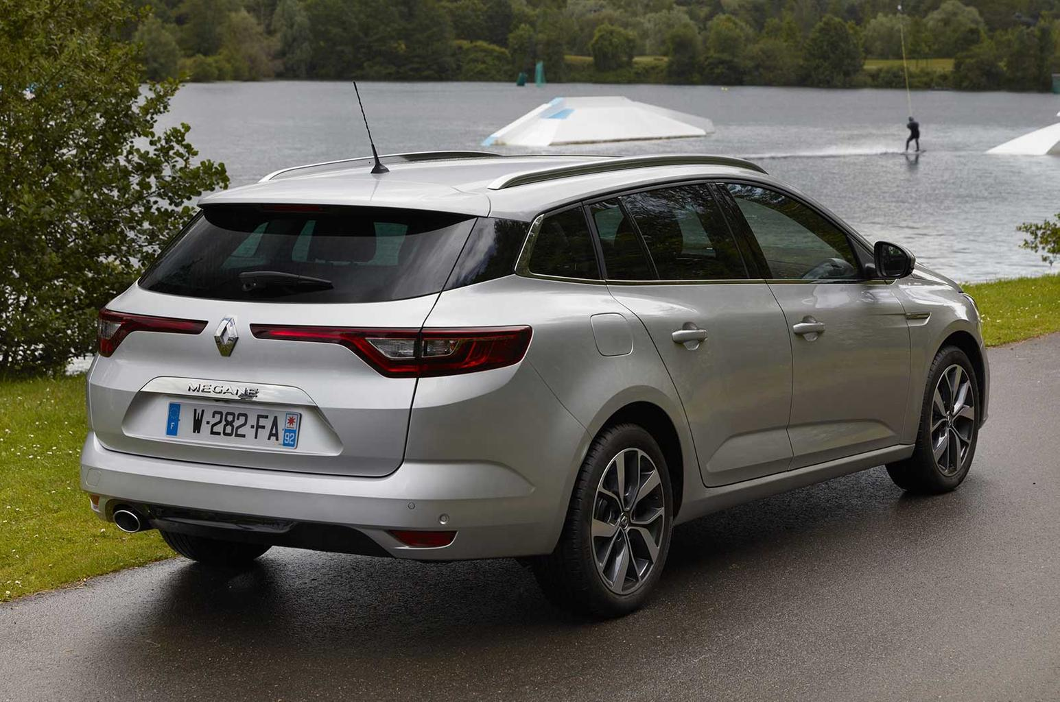 2016 Renault Megane Sport Tourer to cost from £18,550