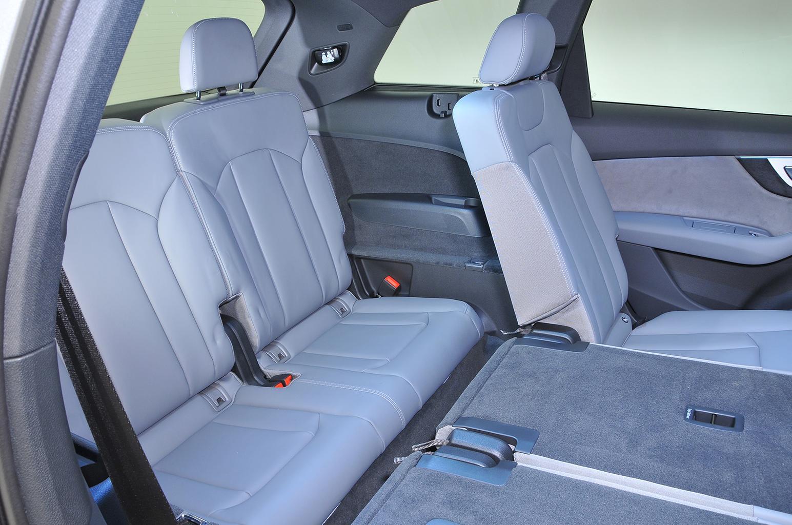 Used test: Audi Q7 vs Volvo XC90
