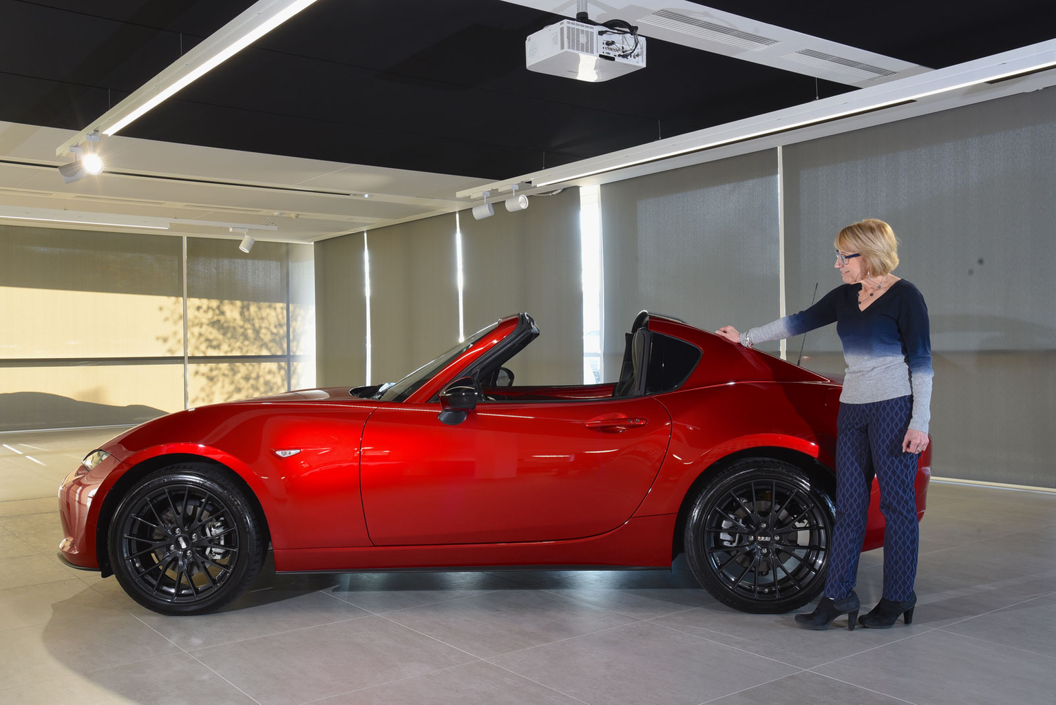 2017 Mazda MX-5 RF – reader test team review