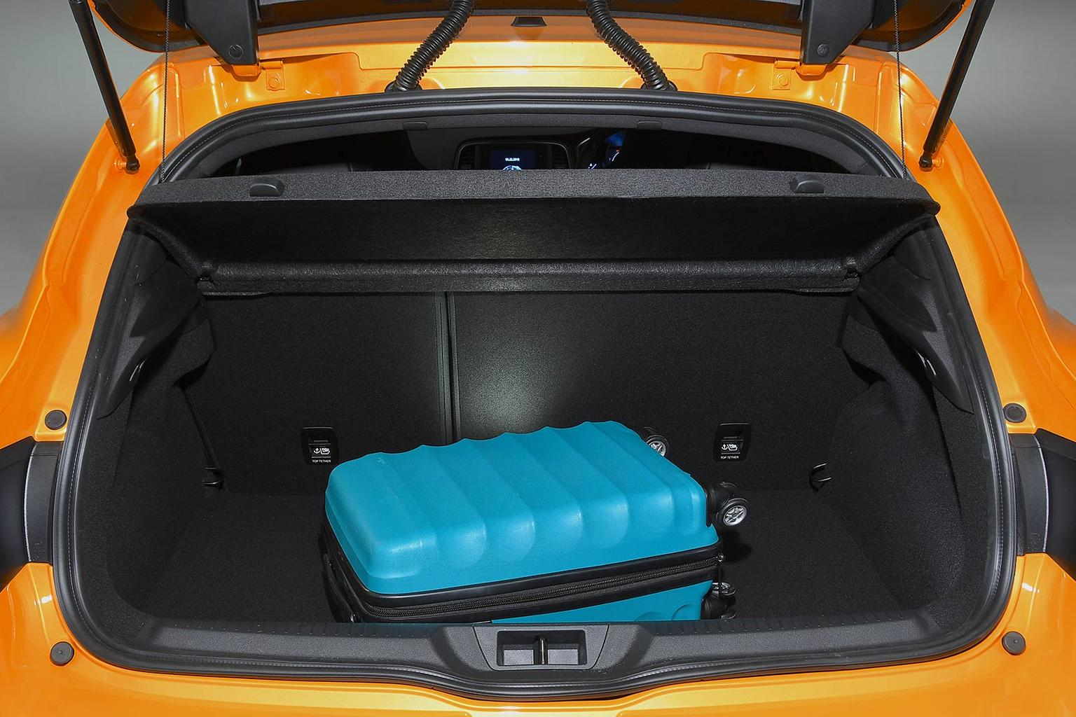New Renault Megane RS vs Honda Civic Type R vs Volkswagen Golf R