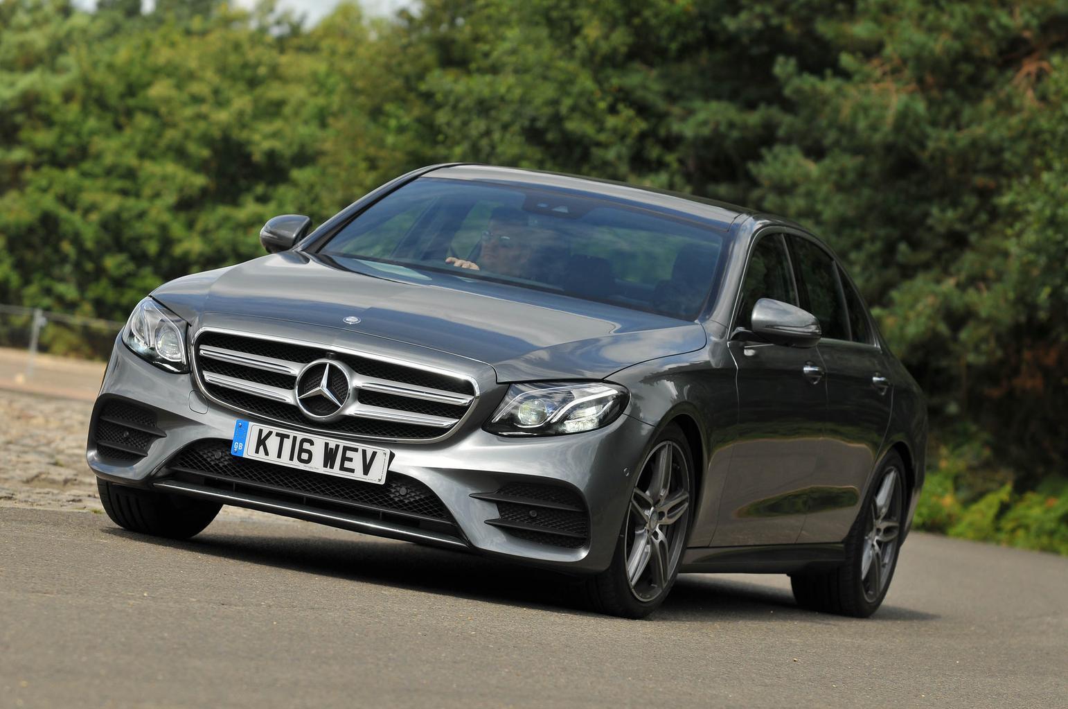 2016 Mercedes-Benz E-Class E 350 d review