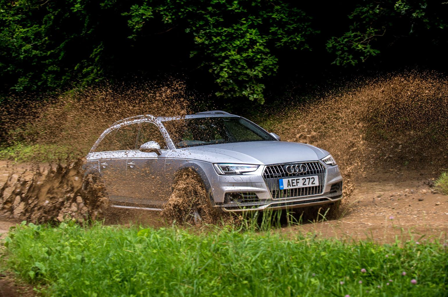 2016 Audi A4 Allroad 3.0 TDI quattro 272 review