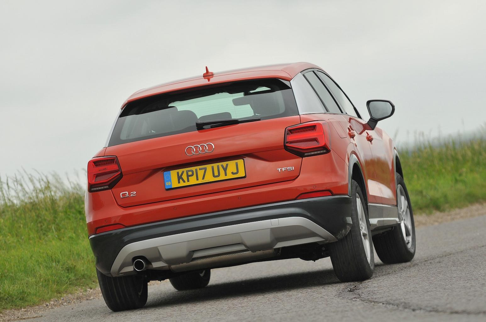 2017 Audi Q2 1.0 TFSI review – price, specs and release date