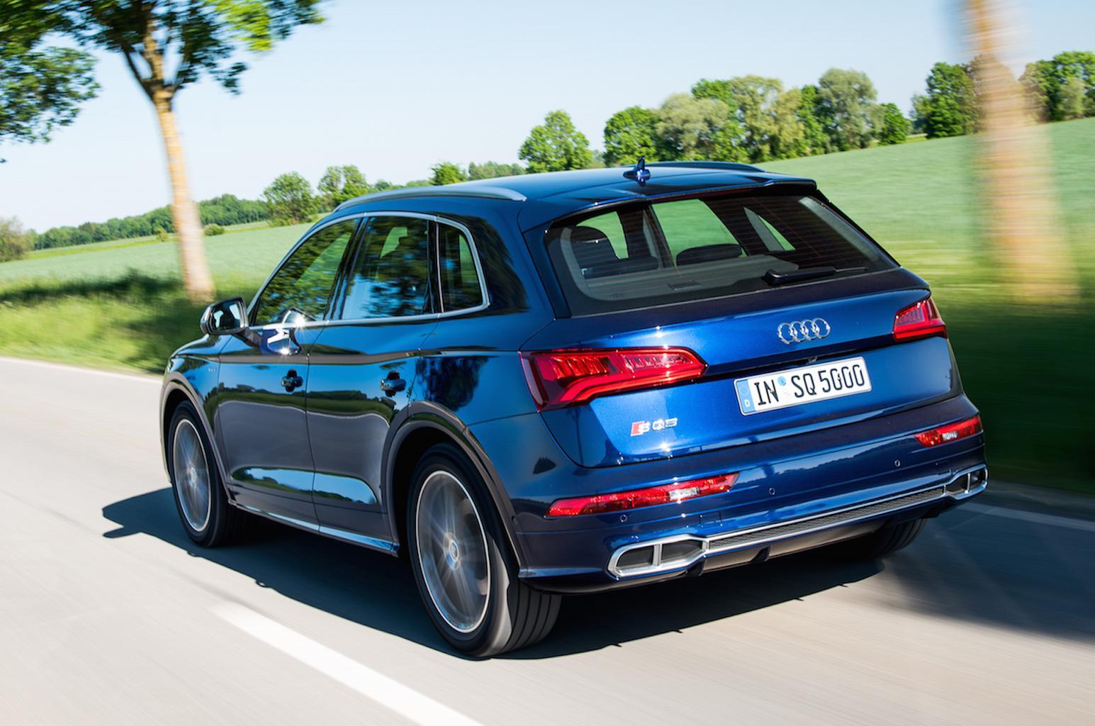 Audi SQ Review What Car - Audi sq5 review