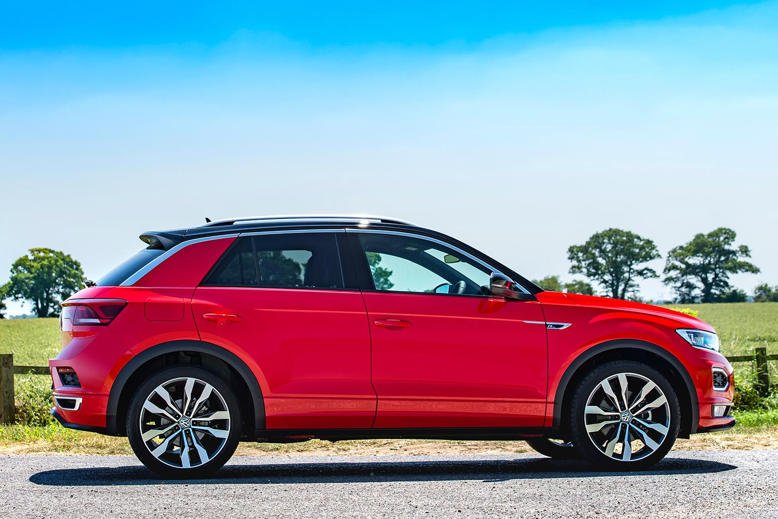 2018 Volkswagen T-Roc 1.5 TSI DSG R-Line review - price, specs and release date
