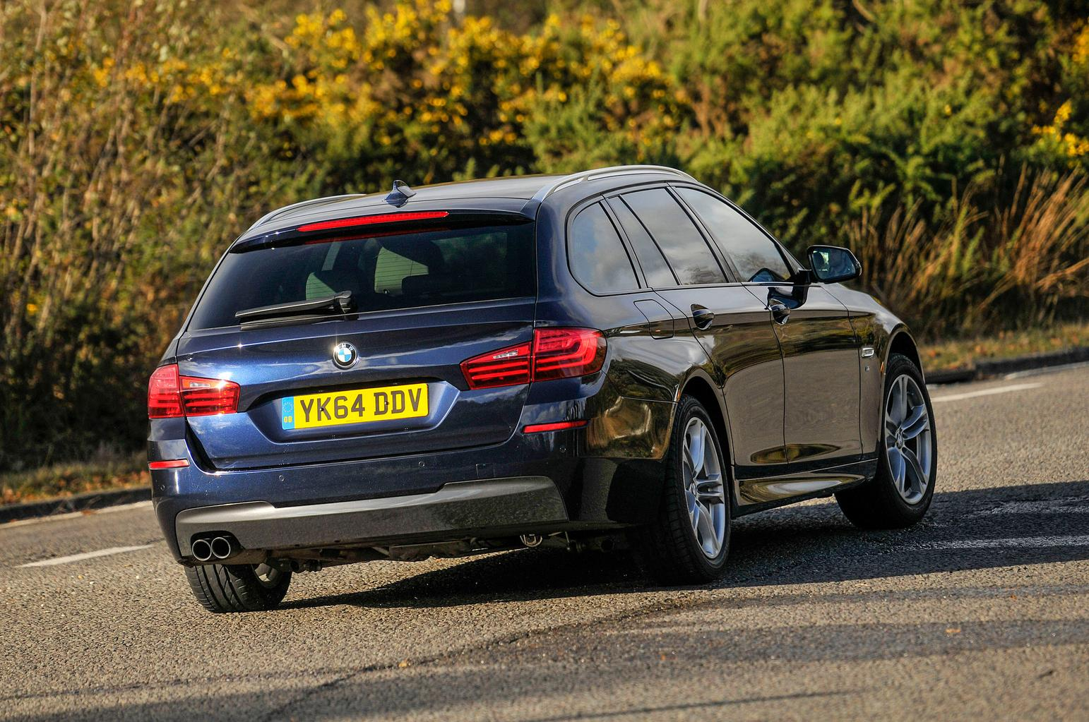 Deal of the Day: BMW 5 Series Touring