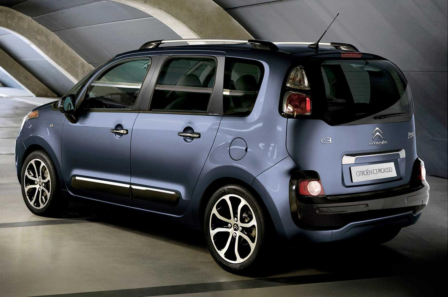 Used car of the week - Citroen C3 Picasso