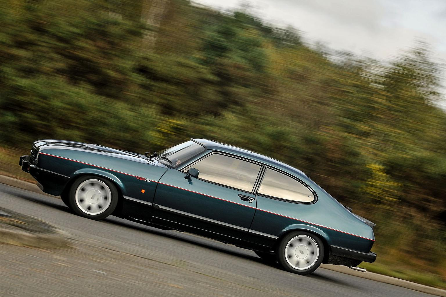 Ford Capri 2.8i – Rewind Wednesday