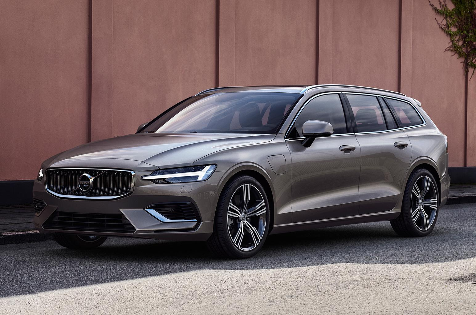 2018 Volvo V60 – price, specs and release date