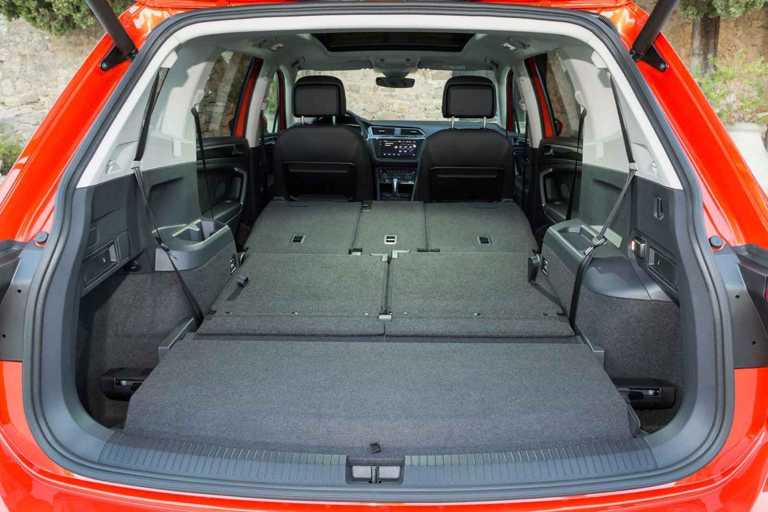 2017 Volkswagen Tiguan Allspace review – price, specs and release date