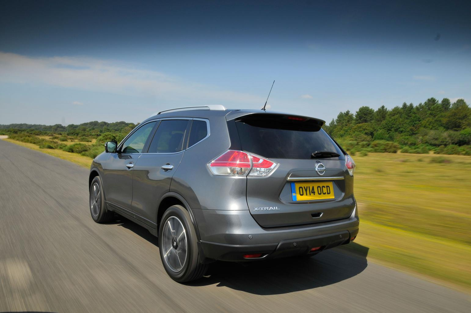 7 reasons to buy a Nissan X-Trail