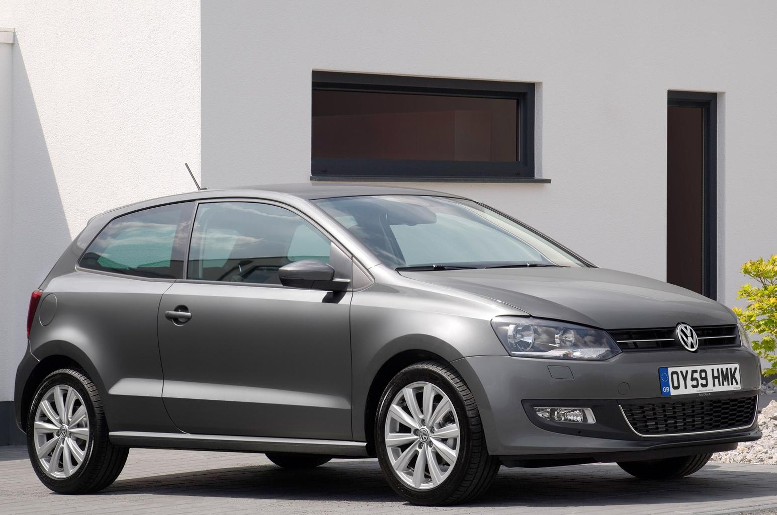 Five reasons to buy a Volkswagen Polo