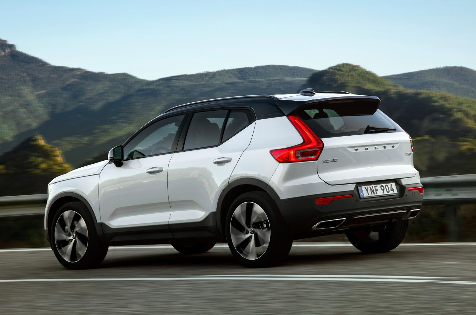 2018 Volvo XC40 review – price, specs and release date