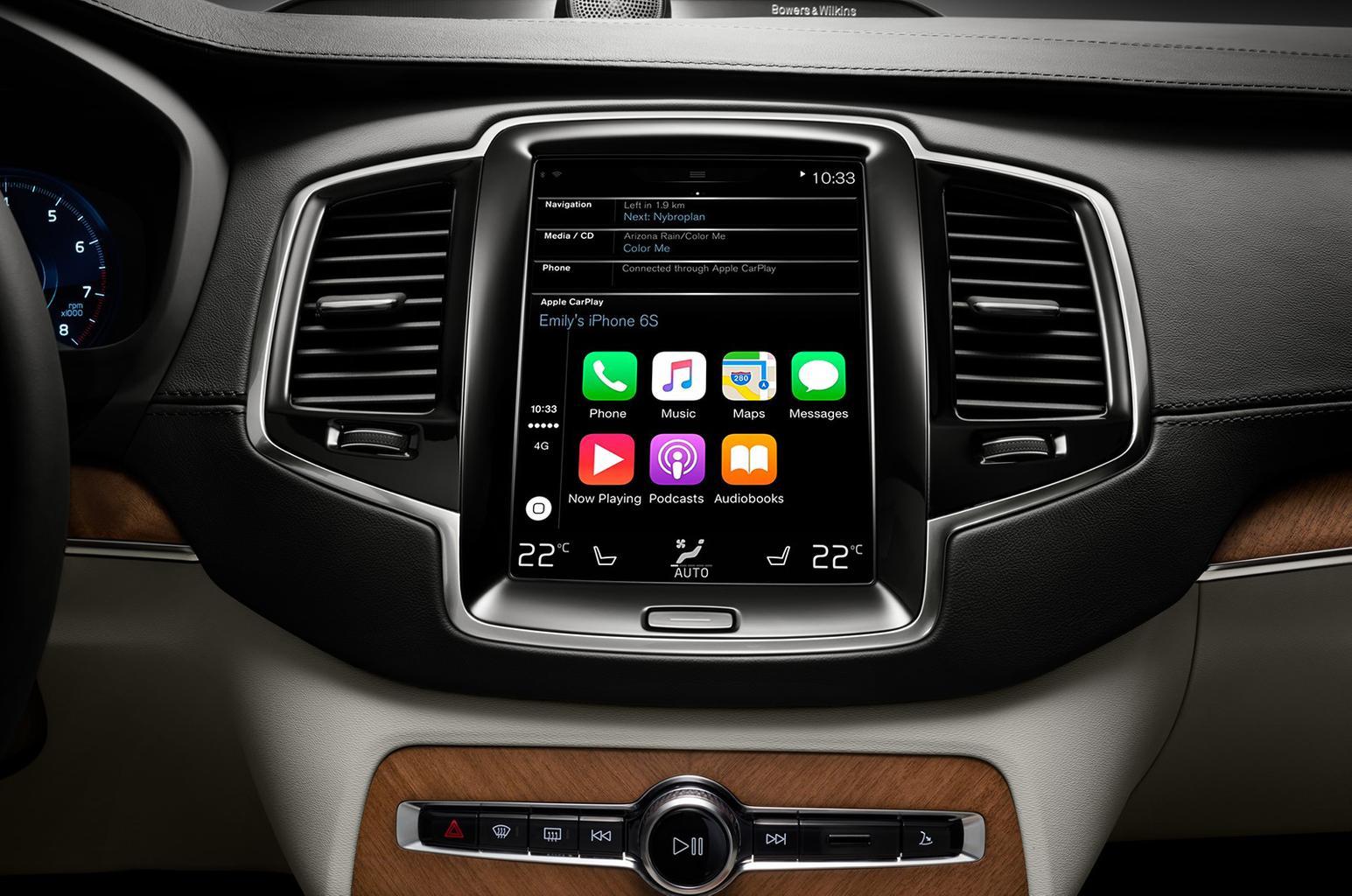 What is Apple CarPlay?