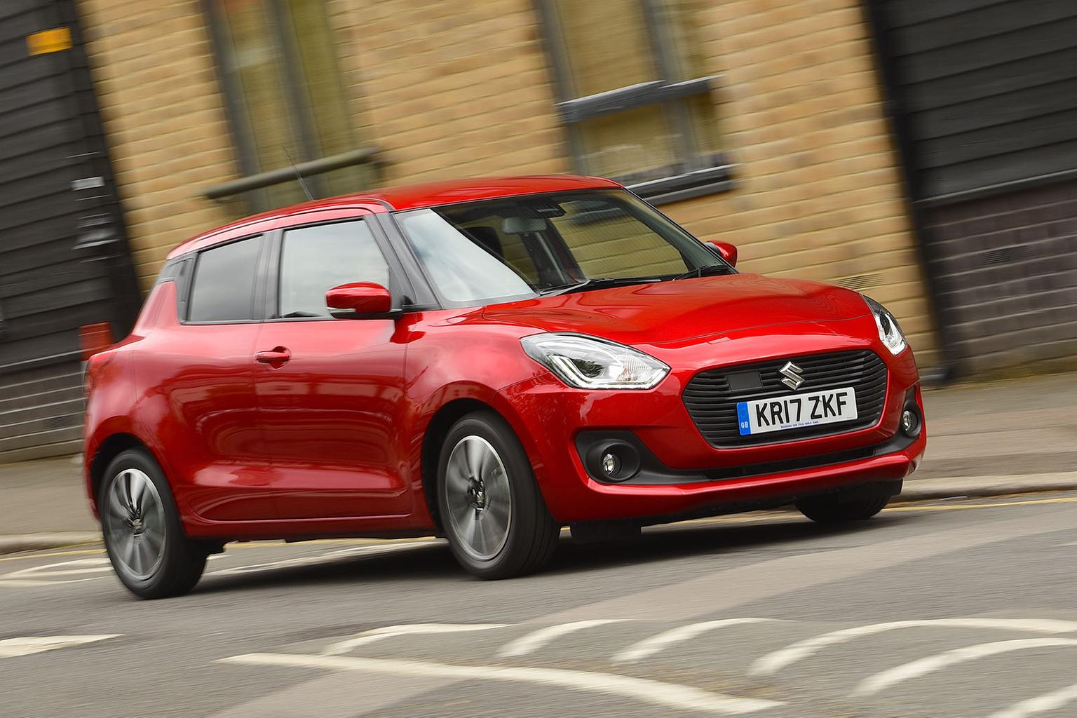 New Suzuki Swift vs Hyundai i20