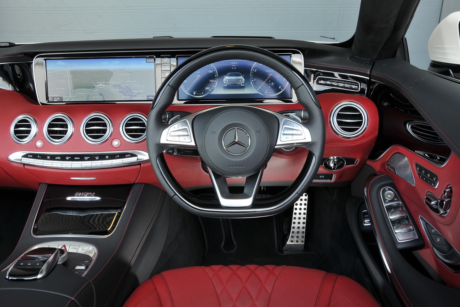 2016 Mercedes-Benz S 500 Cabriolet review