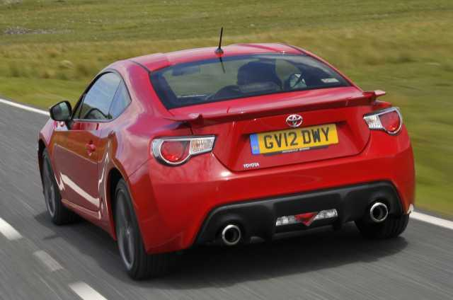 Used sports coupes tested: Audi TT vs Renault Sport Megane vs Subaru BRZ vs Toyota GT86