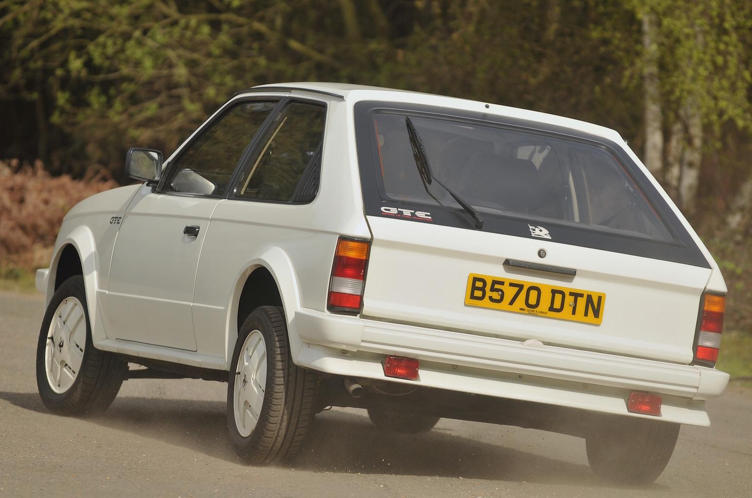 Vauxhall Astra GTE – Rewind Wednesday