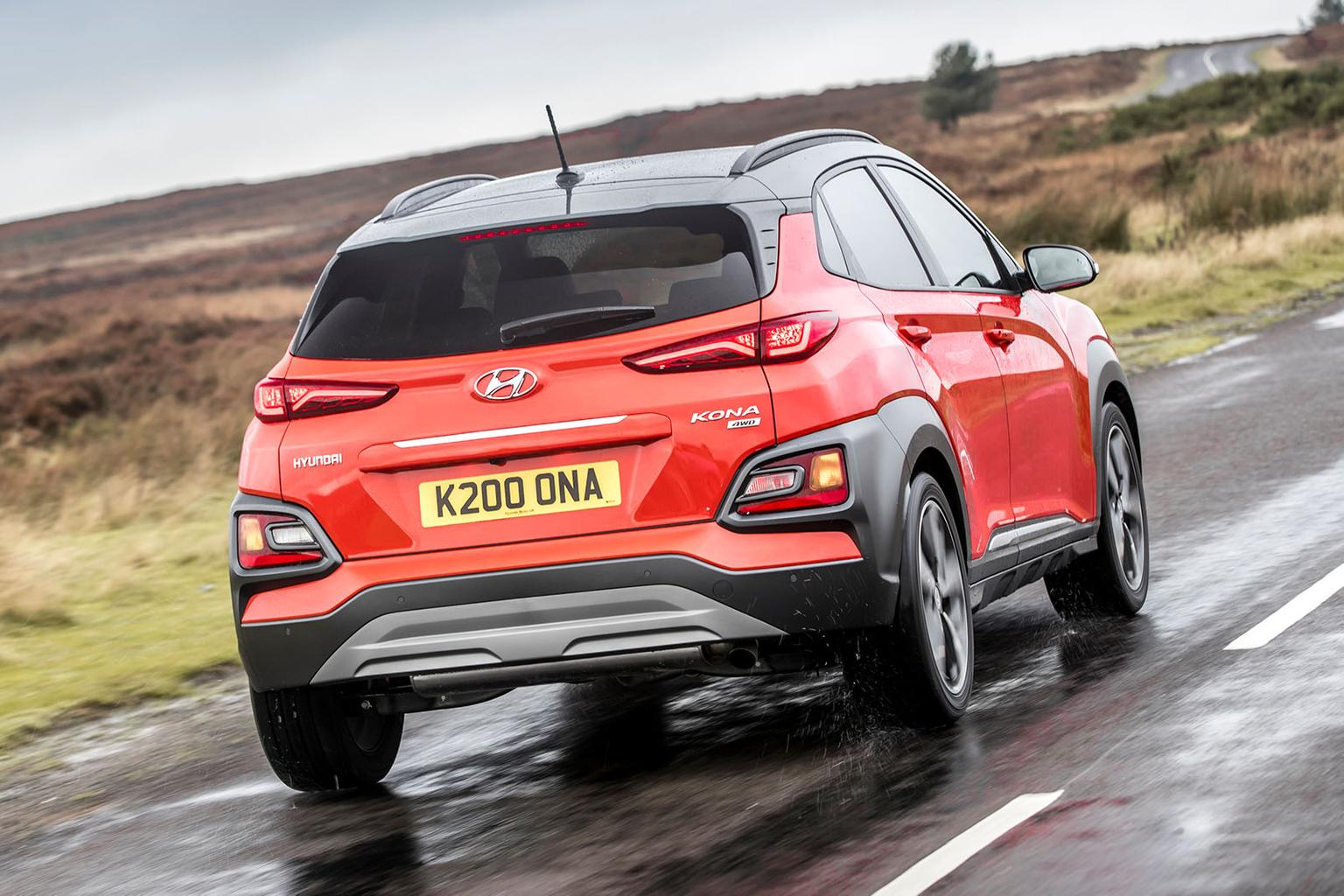 2017 Hyundai Kona UK review – price, specs and release date