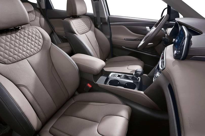 2018 Hyundai Santa Fe – exclusive Reader Test Team preview
