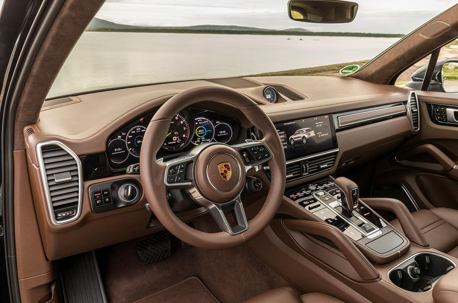 2018 Porsche Cayenne E-Hybrid review – price, specs and release date